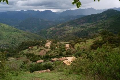 San Isidro in Honduras